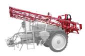Opcje wyposażenia - Belki hydraulicze