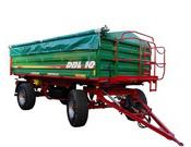 Przyczepy rolnicze Typ DBL