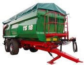 Przyczepy rolnicze Typ TS